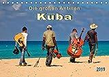 Die großen Antillen - Kuba (Tischkalender 2019 DIN A5 quer): Kuba zwischen Aufbruch und Abriss. (Monatskalender, 14 Seiten ) (CALVENDO Orte)