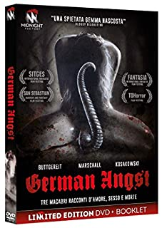Dvd - German Angst (Ltd) (Dvd+Booklet) (1 DVD)
