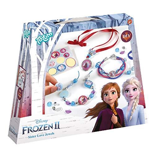 Imagen de Juego de Manualidades Frozen Ii por menos de 9 euros.
