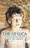 Fische schließen nie die Augen - Erri De Luca