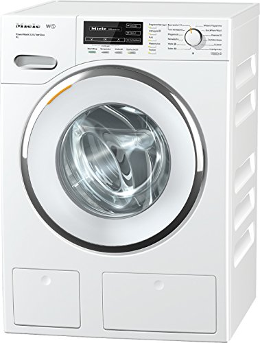Miele WMH122WPS PWash 2.0 und TwinDos XL W1 Waschmaschine Frontlader mit PowerWash 2.0 / A+++ / 1600 UpM / Quick Power Wash / Twin Dos