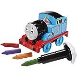 Mattel 25DGL05 - Thomas und Freunde Badewanne Wachsstifte