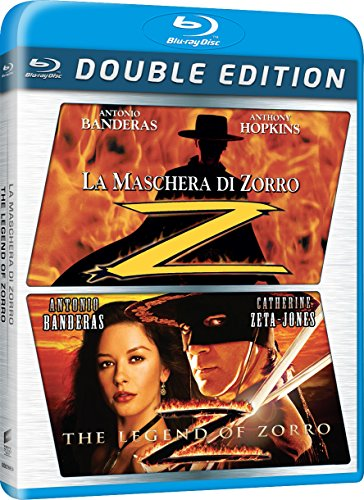 La Maschera Di Zorro, The Legend Of Zorro (Box 2 Br)