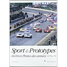 Sports & Prototypes : Archives photos des courses 1970-79