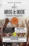 Hang & Over ® - NEU bei dm - 5X2 hochdosierte Doppelsachets - Abends Feiern. Morgens Fitter - Handelsblatt Testsieger mit bester Wirkung - Zum Kater-Frühstück - Mit Vitamin B12 Gegen Ermüdung