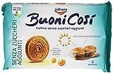 Galbusera - Buoni Così, Biscotti Frollini Senza Zuccheri Aggiunti - 330 G