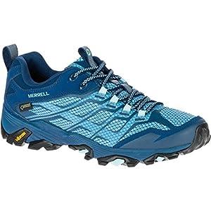 51aEISm3rGL. SS300  - Merrell Women's Moab FST GTX Low Rise Hiking Boots