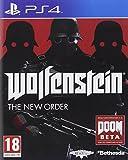 Bethesda Wolfenstein: The New Order, PS4