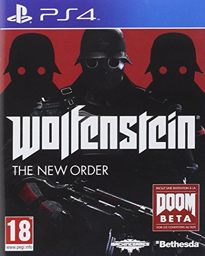 Wolfenstein : The New Order - PlayStation 4 - [Edizione: Francia]