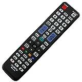 Ersatz Fernbedienung Samsung LED LCD TV TM1250B / TM-1250B / TM 1250B Remote - frustfreie Bedienung