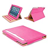 Best Leather Ipad Air 1 Cases - MOFRED® Pink & Tan Apple iPad Air Review