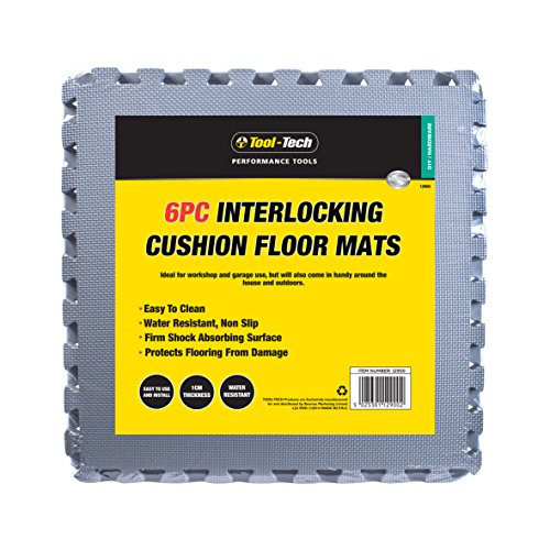 tool-tech-12900-mats-piso-de-enclavamiento-cojin-paquete-de-6