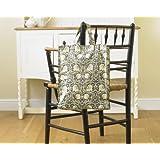 Licenced William Morris Pimpernel Cream Medium PVC Tote Shopping Bag