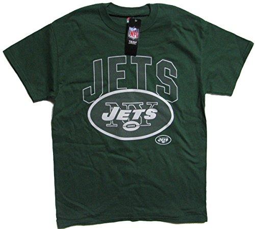 new-york-jets-2015riflettente-maglietta-green-s
