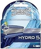 Wilkinson Sword Hydro 5 Klingen, 4 Stück