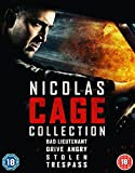 Nicolas Cage Quad Pack [Blu-ray] [2015]