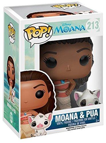 POP Disney Moana Moana and Pig Vinyl