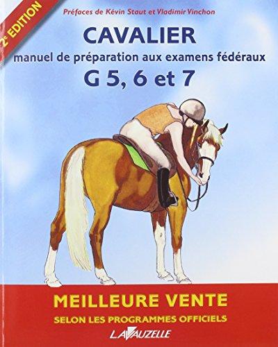 CAVALIER G5, 6 et 7 - 2è édition par Laurence Jacquey