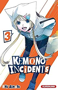 Kemono Incidents Edition simple Tome 3