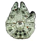 Star Wars Kissen Millenium Falcon - Bedruckt, Bezug & Füllung aus 100% Polyester.