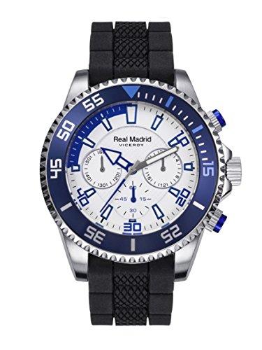 Reloj Viceroy 432881-07 Real Madrid Hombre, multifunción.