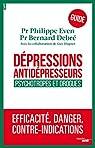Dépressions, antidépresseurs : le guide par Debré