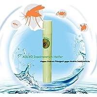 Preisvergleich für AOLVO Stichheiler Juckreiz, Insect Bite Healer, Mückenpflaster Moskito Pflaster Stoppen Juckreiz Flüssigkeit Gegen...