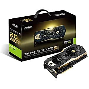 Asus POSEIDON-GTX980-P-4GD5 Carte Graphique Nvidia 4Go GDDR5 Direct CU H2O