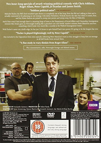 The Thick of It  Specials  DVD   2006