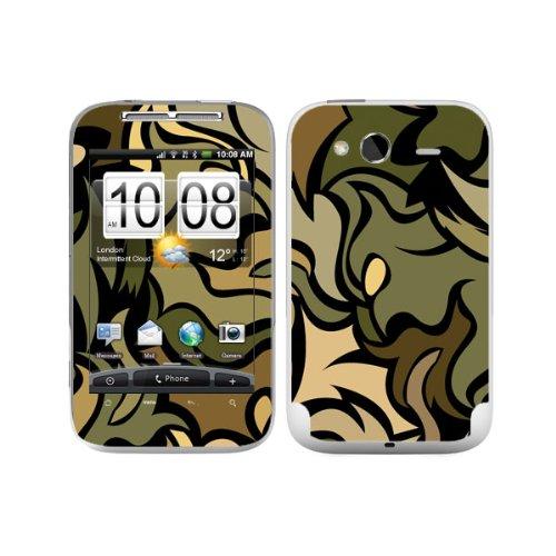 Diabloskinz H0081-0004-0011 Army Monkey Schutzhülle für Apple iPhone 5/5S