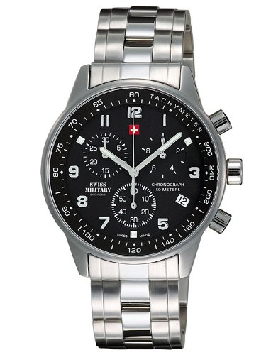 Swiss Military SM34012.01 Gents Chronograph