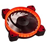 Cougar Vortex FR LED-Lüfter 120mm - Rot