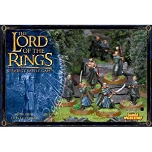 Games Workshop - 99121499015 - Seigneur des Anneaux - Figurine - Elfes Sylvestres