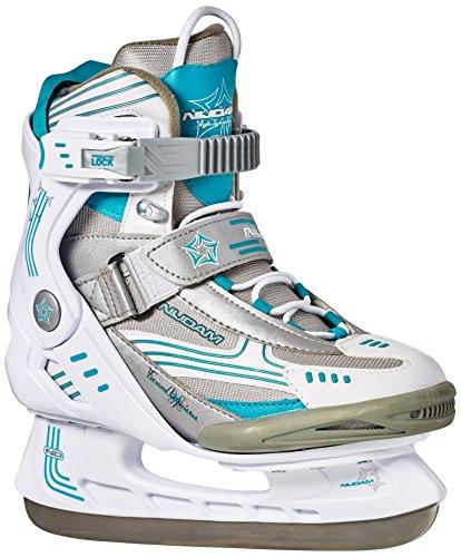 Nijdam Eishockeyschlittschuhe Semi Softboot