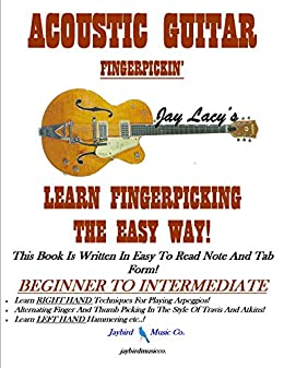 Acoustic Guitar Finger Picking (English Edition) par [Lacy, Jay]