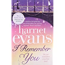 I Remember You by Harriet Evans (2011-06-23)