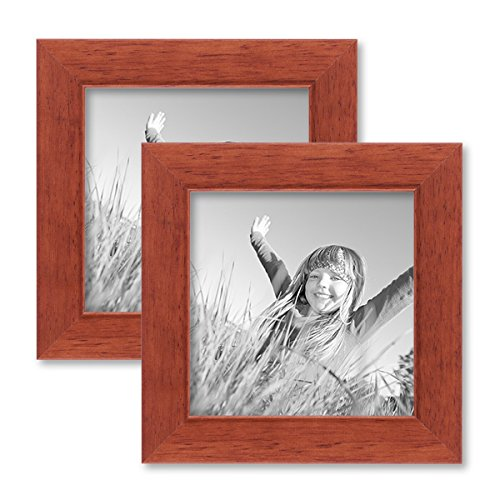 Holz-Bilderrahmen Größe