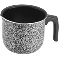 Caroni De Luxe Cazo Alveolar, Aluminio, Color Negro y Gris