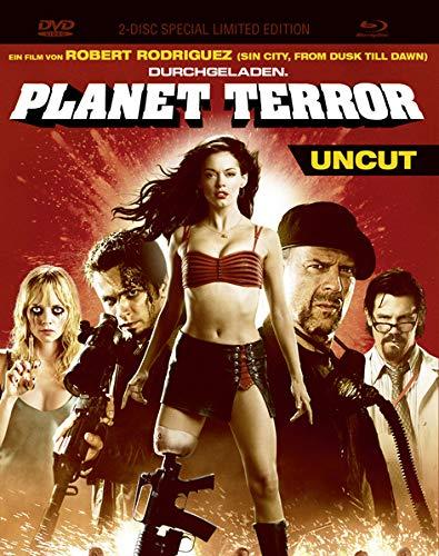 Planet Terror - Mediabook - Uncut