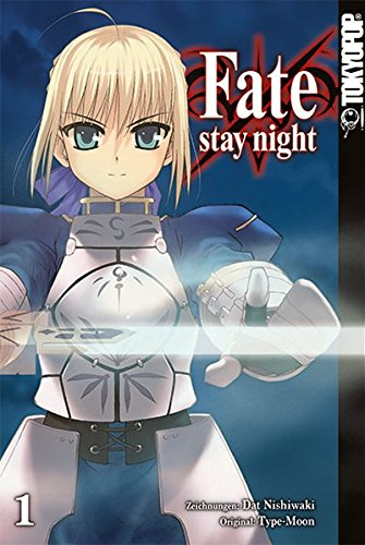 FATE/Stay Night 01
