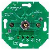 Unterputz Dimmer für Energiesparlampen T46.03