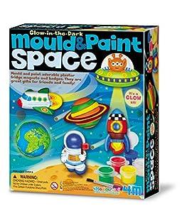 4M - Kidz Labs  - Molde y Pintura Espacio