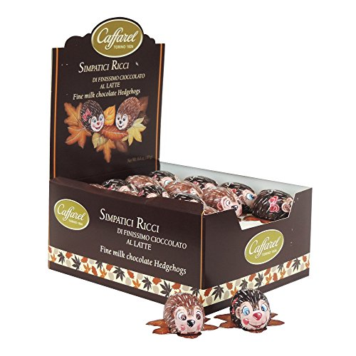 caffarel-simpatici-ricci-milk-chocolate-hedgehogs-10g-display-box-of-48