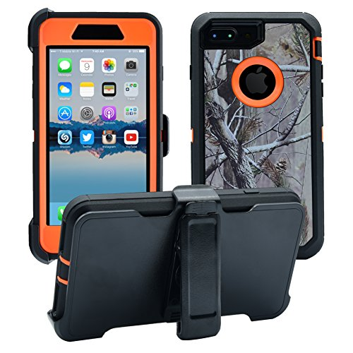 AlphaCell Protector Pantalla iPhone 7 Plus / 8 Plus