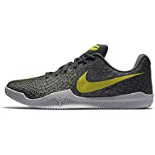 Nike Performancemamba Instinct - Zapatillas de Baloncesto - Dust/Anthracite/electrolime/Pure Platinum