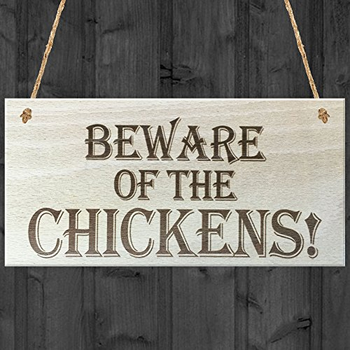 red-ocean-beware-of-the-chickens-wooden-hanging-shabby-chic-plaque-chicken-farmer-coop-gift