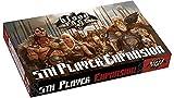 Asterion 8733–Spiel Blood Rage: Erweiterung 5° Spieler, Edizione Italiana