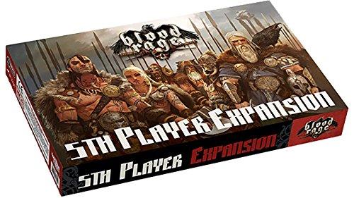 Blood Rage - 5. Spieler Erweiterung