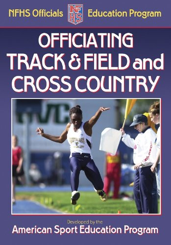 Officiating Track and Field and Cross Country por ASEP