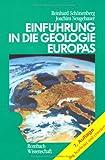 Einführung in die Geologie Europas - Reinhard Schönenberg, Joachim Neugebauer